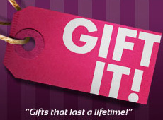 Facebook Gift-It Promotion